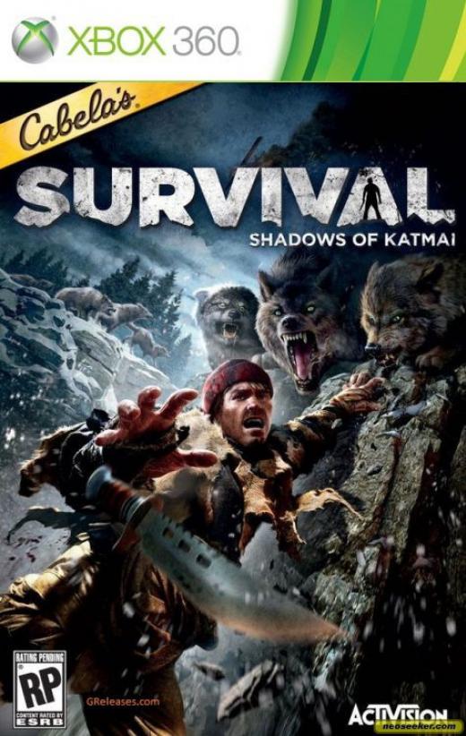 Cabelas Survival Shadows of Katmai [RGH]