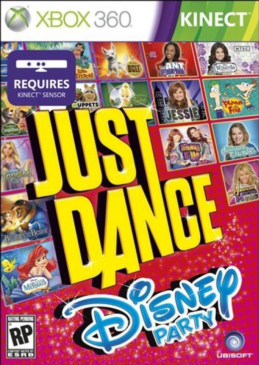 Just Dance Disney Party [Kinect](LT+2.0)(XGD3)(Burner Max)