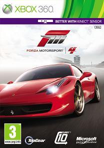 Forza Motorsport 4 (LT+2.0) (2Disc)(XGD3)(Burner Max)