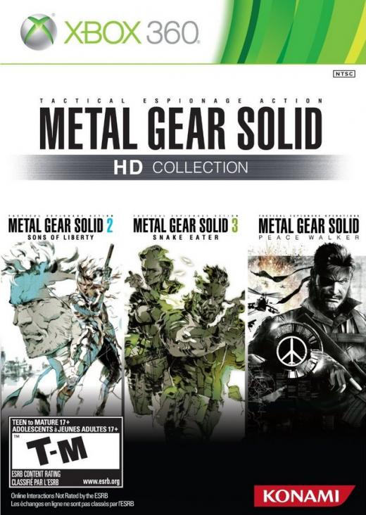 Metal Gear Solid: HD Collection (2 Disc) (LT+2.0)[Burner Max]