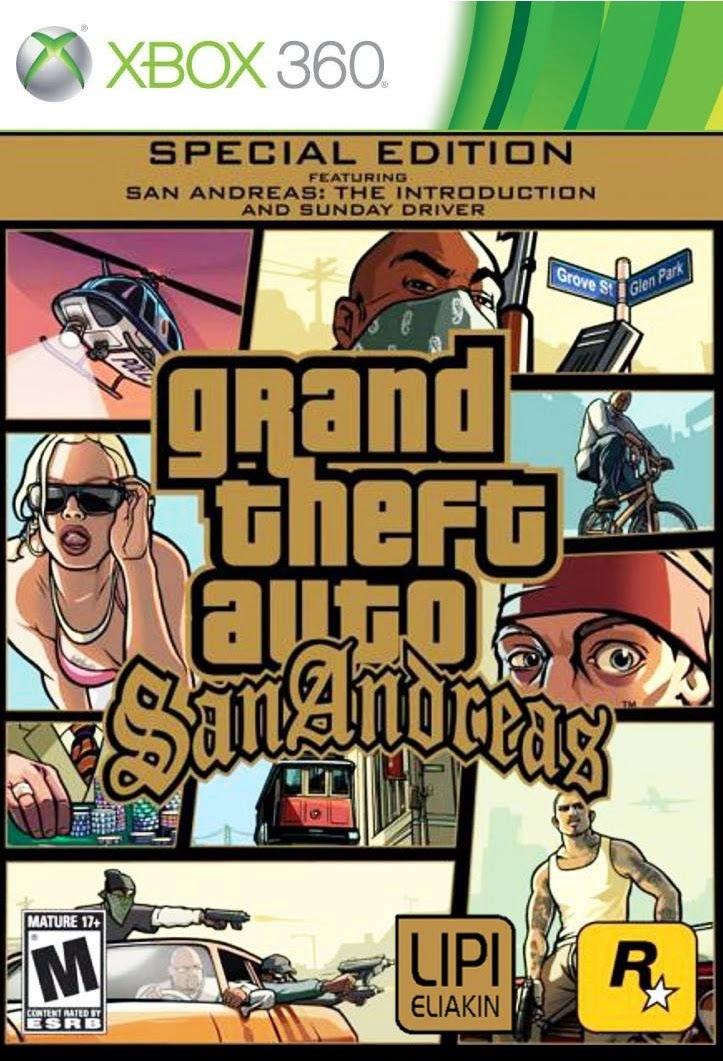 Grand Theft Auto: San Andreas HD Remake
