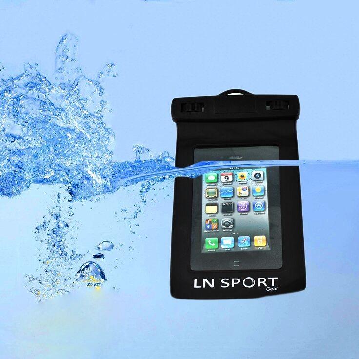 LN Sport Armband รุ่น Waterproof รองรับหน้าจอ 5.5 นิ้ว (Black)