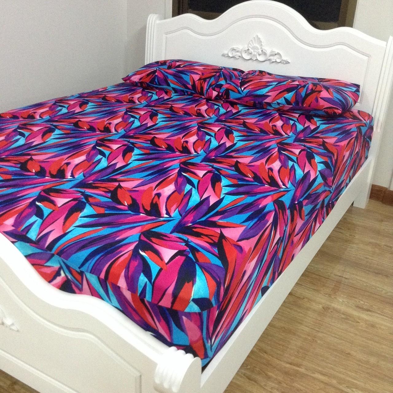 ผ้าปูที่นอนผ้ายืด #01