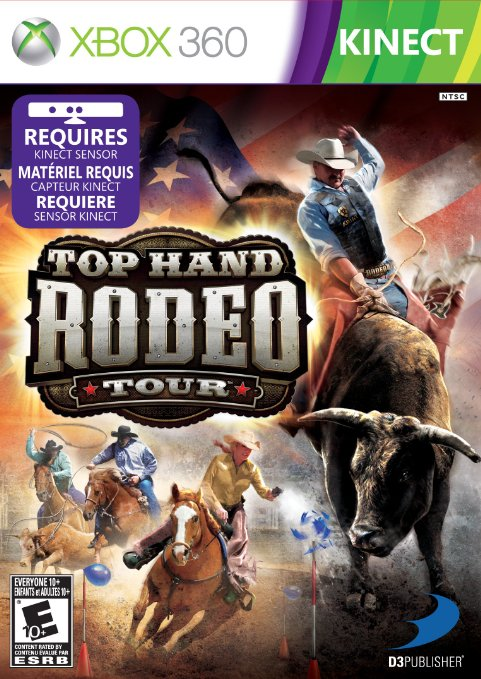 Top Hand Rodeo Tour [Kinect][RGH]