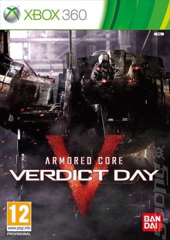 Armored Core Verdict Day (LT+2.0)
