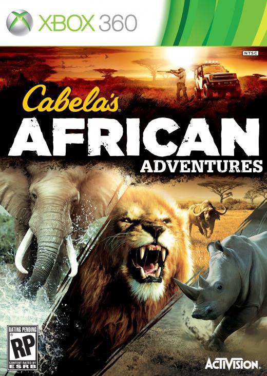 Cabelas African Adventures [RGH]