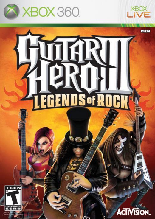 Guitar Hero III: Legend of Rock