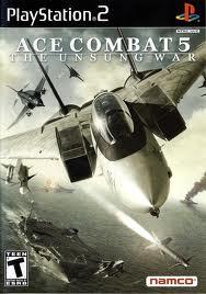 Ace Combat 5 The Unsung Wa