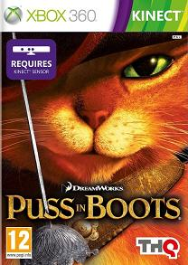 Puss In Boots (Kinect)