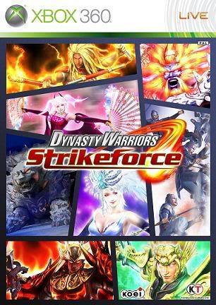 Dynasty Warriors Strike Force