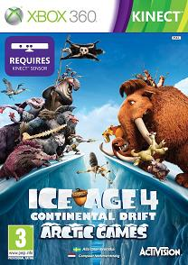 Ice Age 4 Continental Drift (LT+2.0)[Kinect]