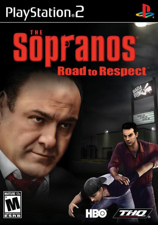 Sopranos The Road to Respect