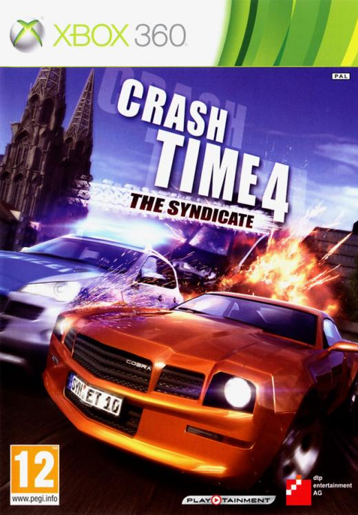 Crash Time 4 The Syndicate [RGH]