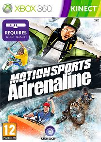 MotionSports Adrenaline [Kinect]
