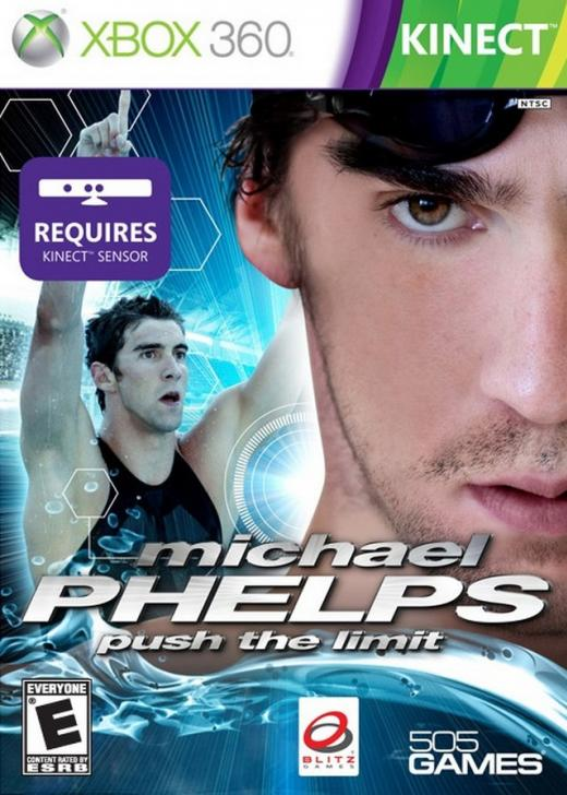 Michael Phelps Push The Limit [Kinect][RGH]