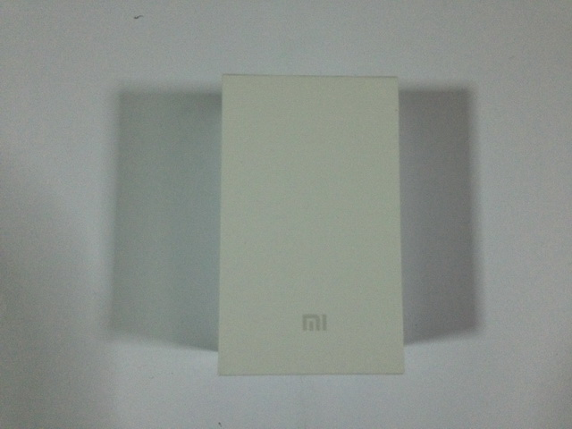 หน้ากล่อง หูฟังบลูทูธ Xiaomi Headset สีขาว