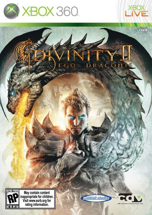 Divinity 2: Ego Draconis [RGH]