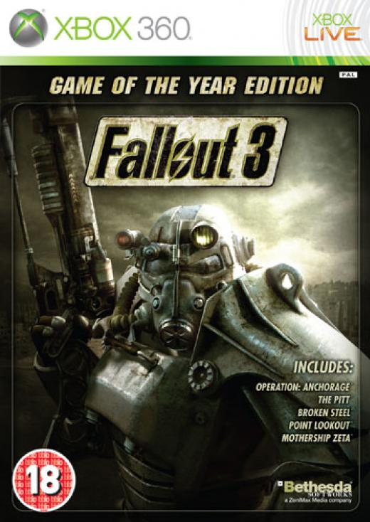 Fallout 3 Game of the Year Edition [RGH]