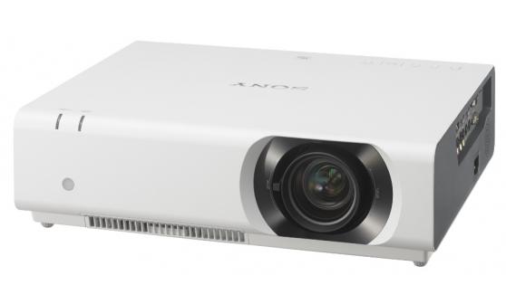 เครืองฉายภาพโปรเจคเตอร์ ยีห้อ Sony รุ่น VPL-CH375