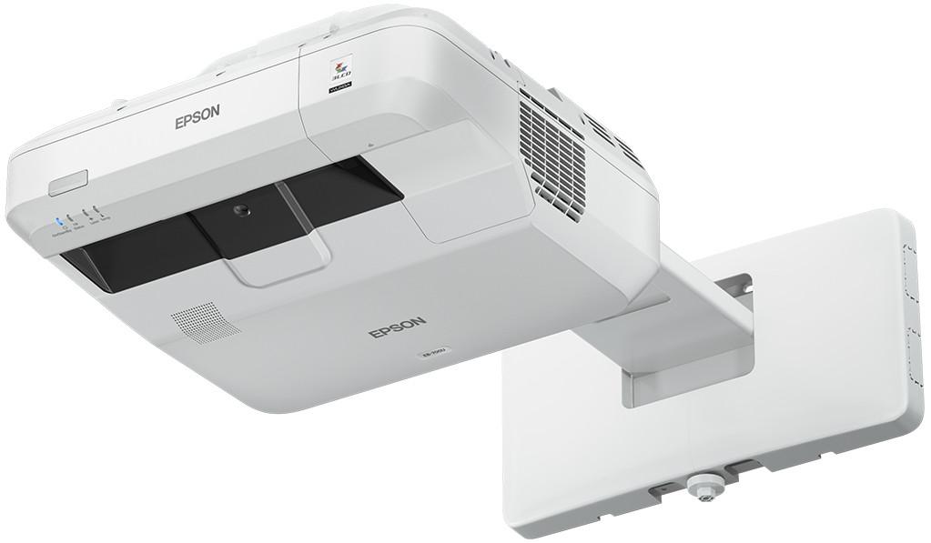 โปรเจคเตอร์ แบบระยะฉายใกล้ ยี่ห้อ เอปสัน รุ่น EB-700U *laser
