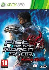 Fist Of The North Star Kens Rage