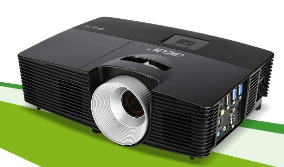 เครืองฉายภาพโปรเจคเตอร์ ยี่ห้อ Acer รุ่น P1287