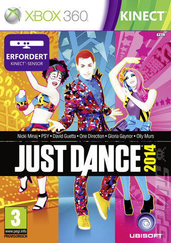 Just Dance 2014 (LT+2.0) (Kinect) (XGD3)(Burner Max)