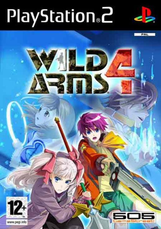 Wild Arms 4