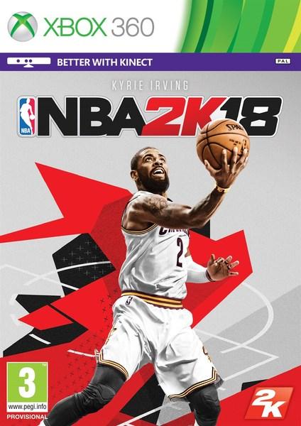 NBA 2K18 (LT+2.0)(XGD3)(Burner Max)