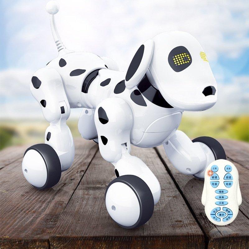 Smart Pet หุ่นยนต์สุนัขบังคับวิทยุ RC/ Dog