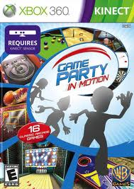 Game Party : In Motion (Kinect)
