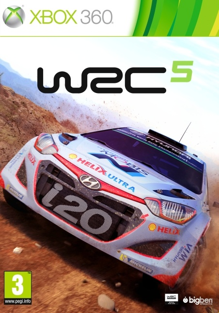 WRC FIA World Rally Championship 5 [RGH]