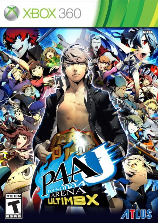 Persona 4 Arena Ultimax (LT+2.0)