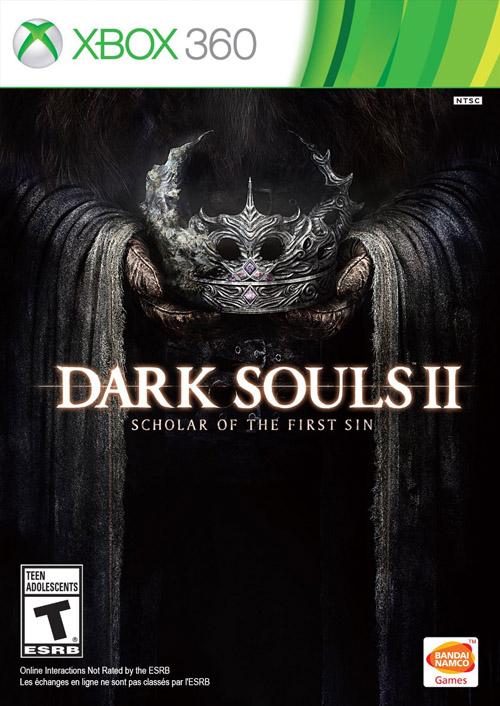 Dark Souls II Scholar of the First Sin [2 Disc]