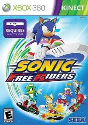 Sonic Free Rider (Kinect)