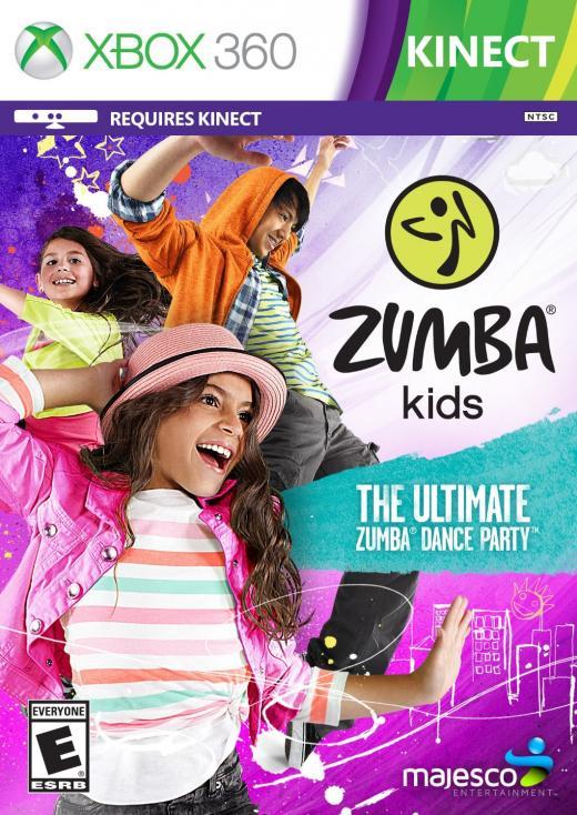 Zumba Kids [Kinect][RGH]