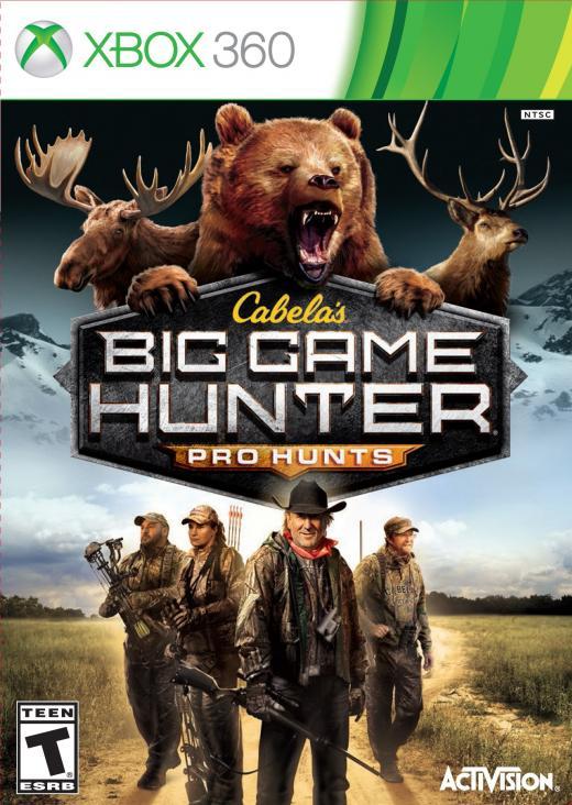 Cabelas Big Game Hunter Pro Hunts (LT+2.0)(XGD3)(Burner Max)