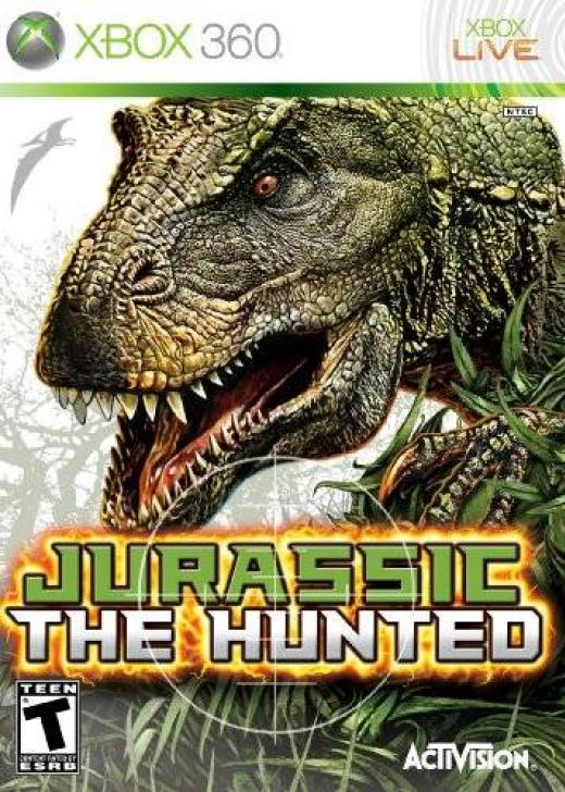 Jurassic The Hunted [RGH]