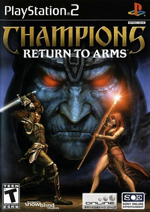 Champions Return to Arms