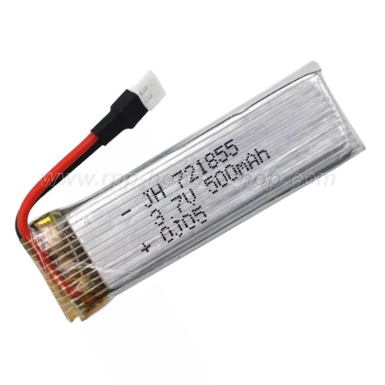 แบตเตอรี่ 500mAh 3.7V : V977, K110, H37