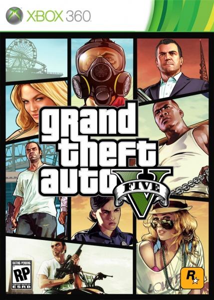 Grand Theft Auto V [2 Disc] (LT+2.0) (XGD3)(Burner Max)