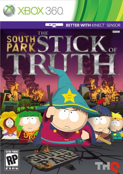 South Park The Stick of Truth (LT+2.0)