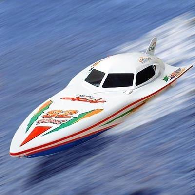 Bheema Double Horse 7000 Blazingly Fast Victory EP Racing RC Boat