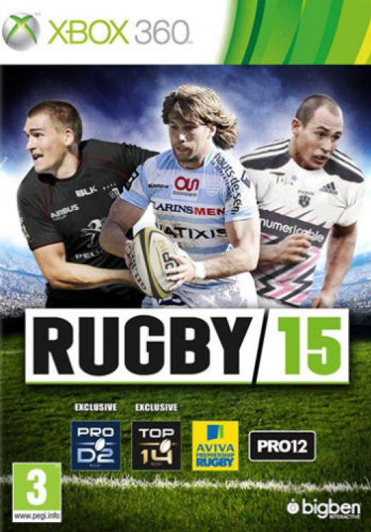 Rugby 15 [RGH]