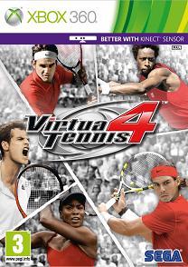 Virtua Tennis 4 [Kinec]