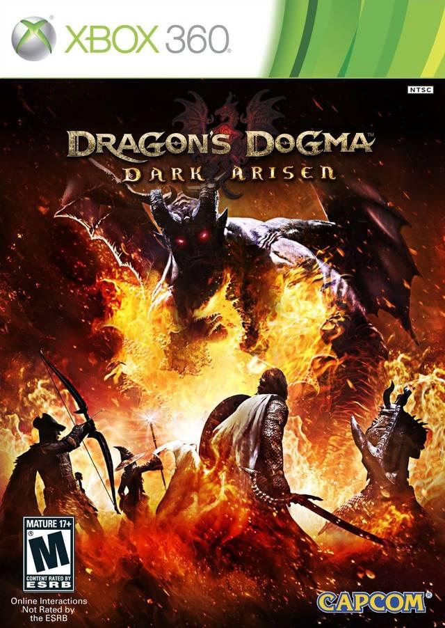 Dragons Dogma Dark Arisen(2 Disc) (LT+2.0)(XGD3)(Burner Max)