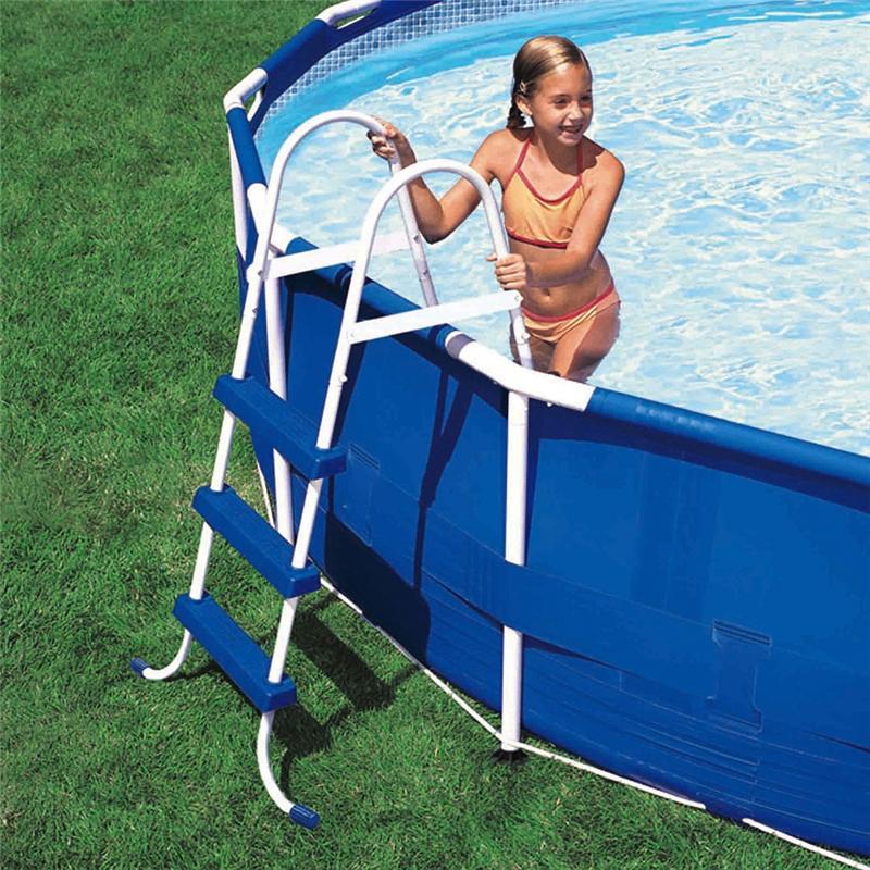 Intex Pool Ladder บันไดสระน้ำ 91 ซม 28060