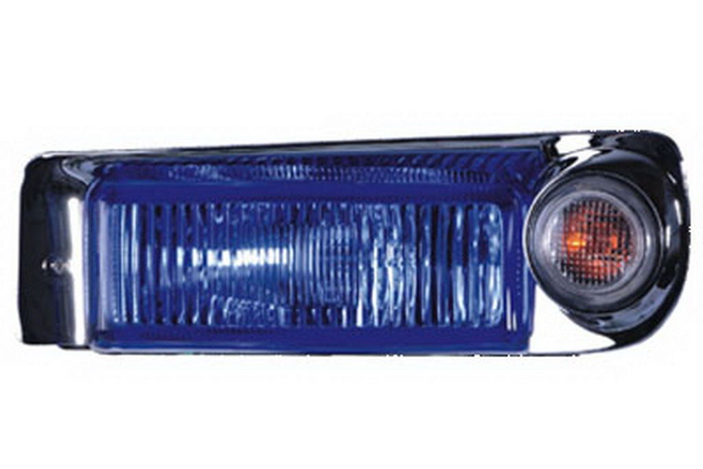 08-832 R/L Fog, Front Direction Indicator Lamp