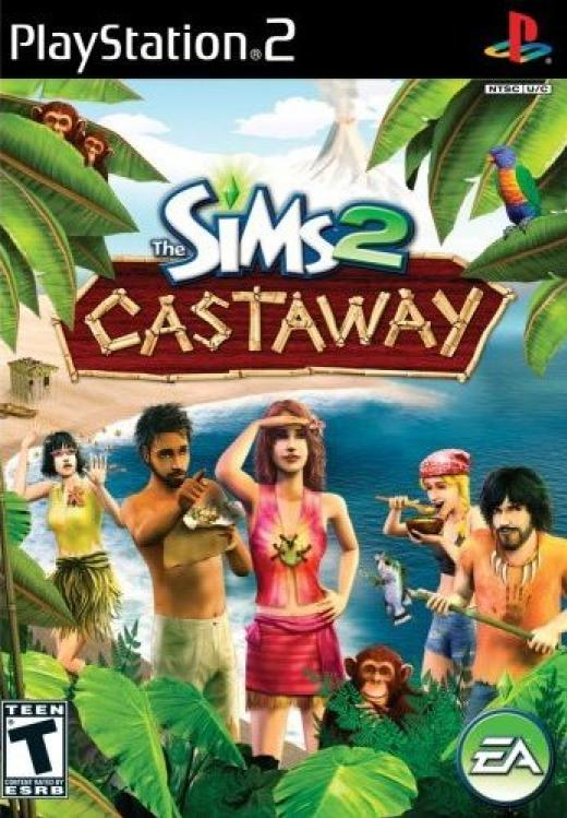 Sims 2 The Castaway