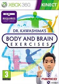 Dr Kawashima's Body and Brain Exercises (Kinect)